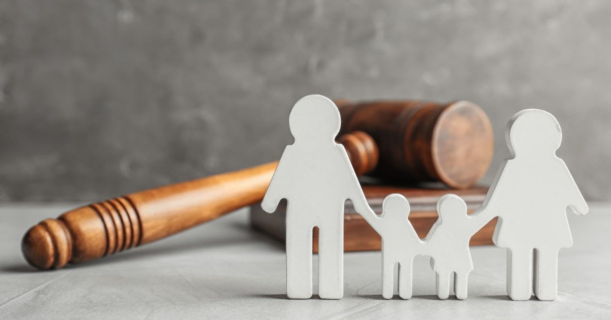 Legal guardian for minors